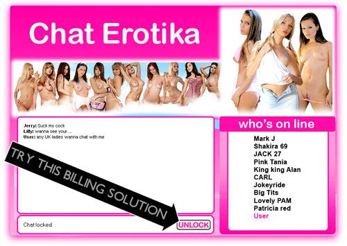 gratis erotika chatt gratis